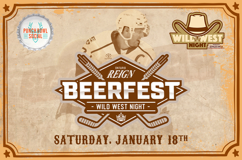 Wild West Beerfest Entry | January 18th