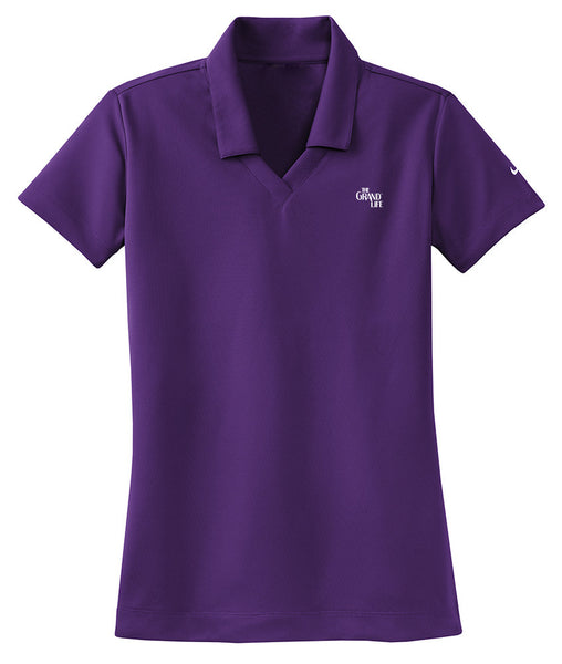 Nike Golf Dri-FIT Micro Embroidered Polo - The Grand Life™