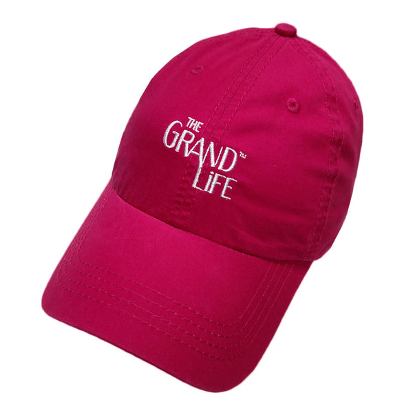 Lightweight Cool Cotton Twill Cap - The Grand Life™