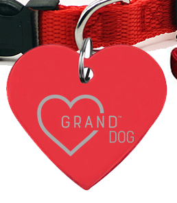 Grand-Heart™ Dog Tag
