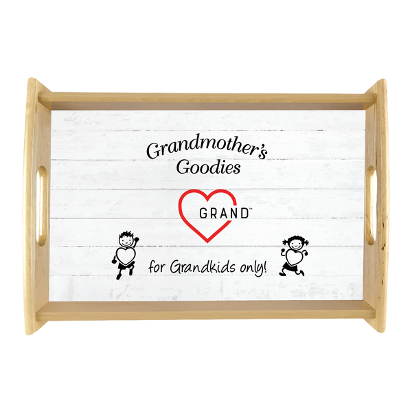 Grand Heart™ - Grandmother's Goodies Tray
