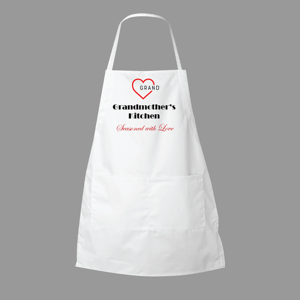 GRAND-ology™ - Seasoned with Love apron
