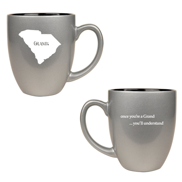 Grand States - Grand.™ -Once you're a Grand ... You'll Understand® Silver Mug