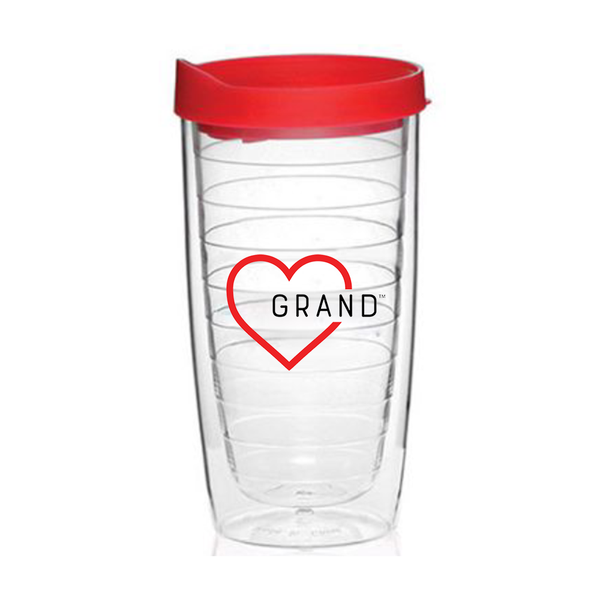 Grand-Heart™ - Double Wall Tumbler