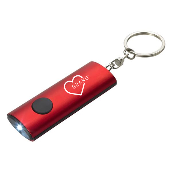 Grand-Heart™ - Keychain-Flashlight