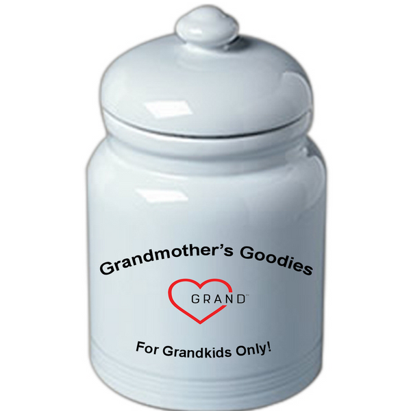 Proud-Grand-Heart™   Grandmother's Cookie Jar