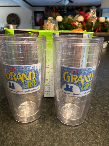 The Grand Life™ Paradise Double Wall Tumbler