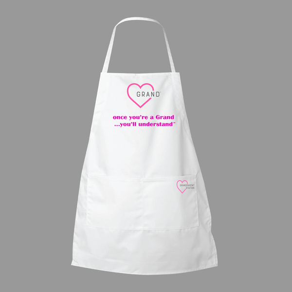 Grand-Heart™ - Once You're a Grand ... You'll Understand™ - Apron