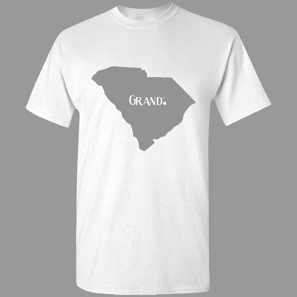 SC -  Grand .™ State - Adult T-Shirt
