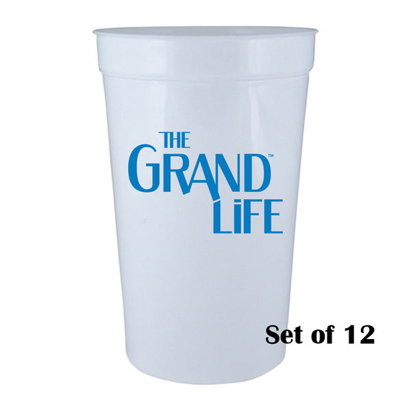 The Grand Life™ Plastic Cup