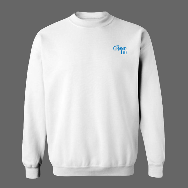 The Grand Life™ - Adult Crew-neck Sweatshirt