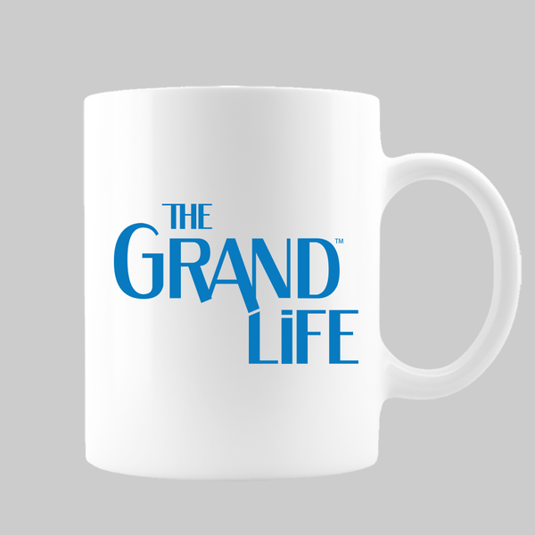 The Grand Life™ Coffee Mug