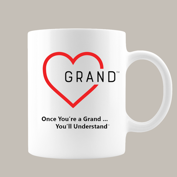 Grand-Heart™ Coffee Mug
