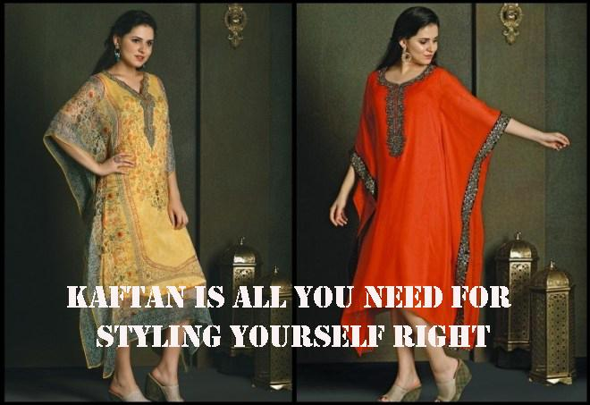 Find the perfect kaftan to flaunt your style!