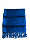 "group-Royal Blue (Sakkas 70"" x 28"" Paisley Self-Design Pashmina Shawl / Wrap / Stole)"
