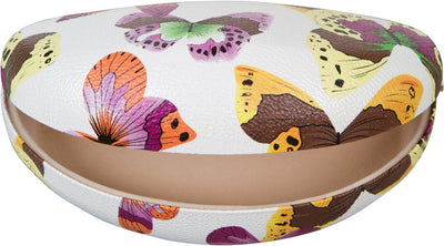 Butterfly Extra Large Hard Clamshell Sunglasses Case