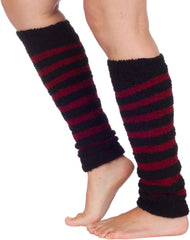 Sakkas Luxury Cashmere Feel Tagless Stretch Leg Warmers
