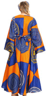 group-21-Multi (Sakkas Tale Women's Maxi Long Sleeve Wrap Dress with Pockets African Ankara Print)