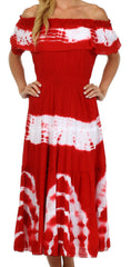 Sakkas Maria Peasant Gypsy Boho Dress