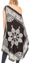 Sakkas Mari Women's Casual Beach Summer Sleeveless Sundress Adjustable Strap Dress