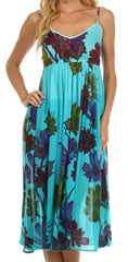 Sakkas Heavenly Blossom Summer Dress