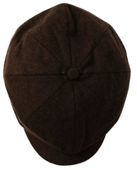 Unisex Wool Newsboy / Cabbie Winter Hat / Cap ( 3 Colors )