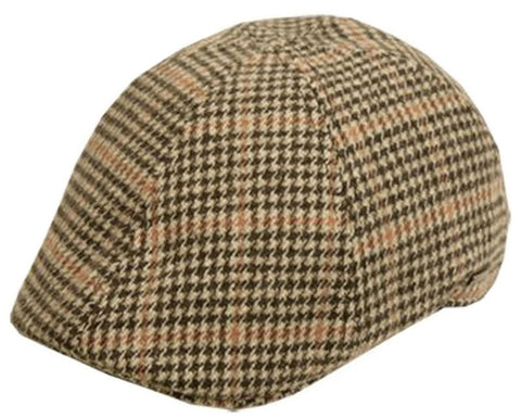 Sakkas Plaid Ivy Men's Cap