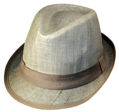 Sakkas Bahama Breeze Natural Summer Fedora