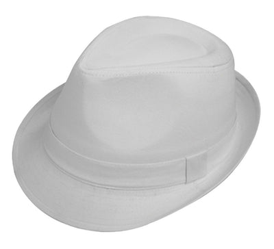 Sakkas Everyday Essentials Unisex Cotton Fedora
