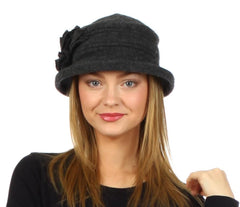 Sakkas Lily Grace Wool Hat