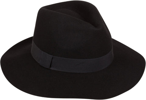 Sakkas O'Connor Panama Wool Fedora Hat