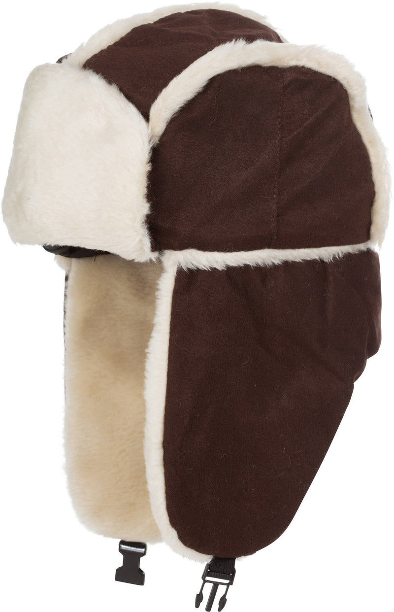 Sakkas Unisex Faux Fur Trooper Hat
