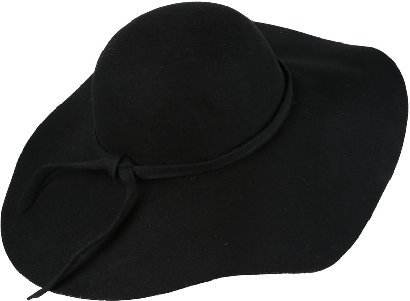Sakkas Liuliu Wide Vintage Style Floppy Hat Removable Interchangeable Bow Ribbon