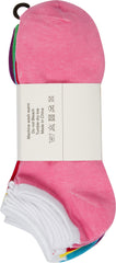 Sakkas Women's Combed Cotton Ankle Socks Assorted 6-Pack