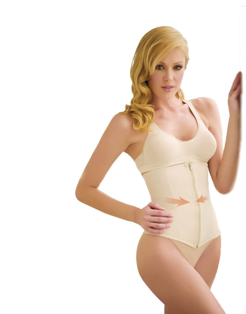 Sakkas Women's Powernet Girdle Waist Cincher