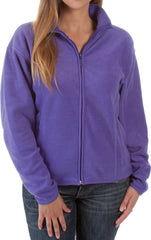 Ladies / Womens Full-Zip Anti-Pilling Performance Fleece Jacket