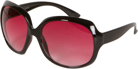 Sakkas Vintage Oversized Frame Fashion Sunglasses