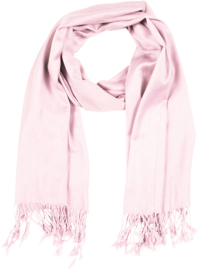 "group-Bubblegum Pink (Sakkas 78"" X 28"" Rayon from Bamboo Soft Solid Pashmina Feel Shawl / Wrap / Stole)"