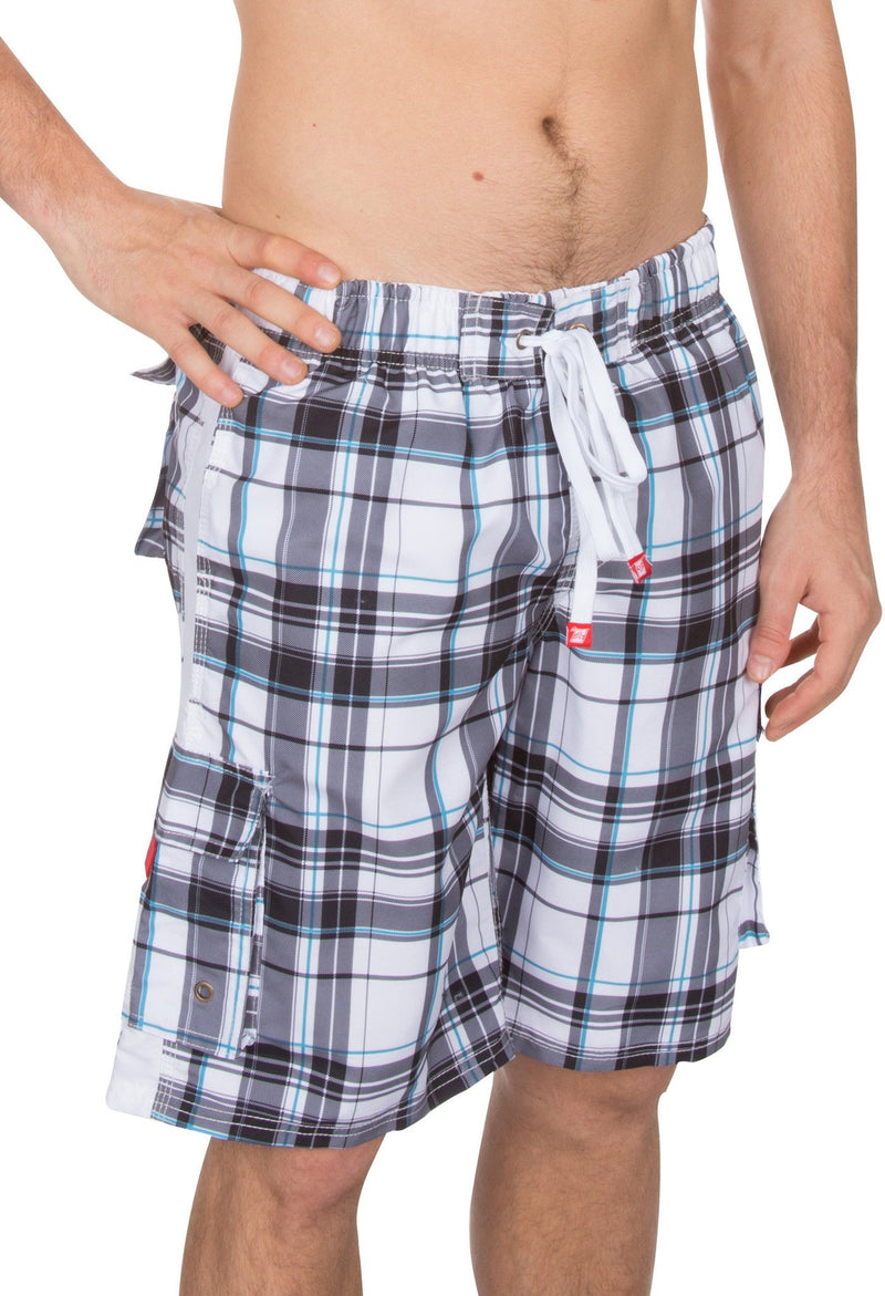 Sakkas Laguna Skate Surf Cargo Swim Trunks
