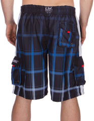 Sakkas Tidal Wave Skate Surf Cargo Swim Trunks