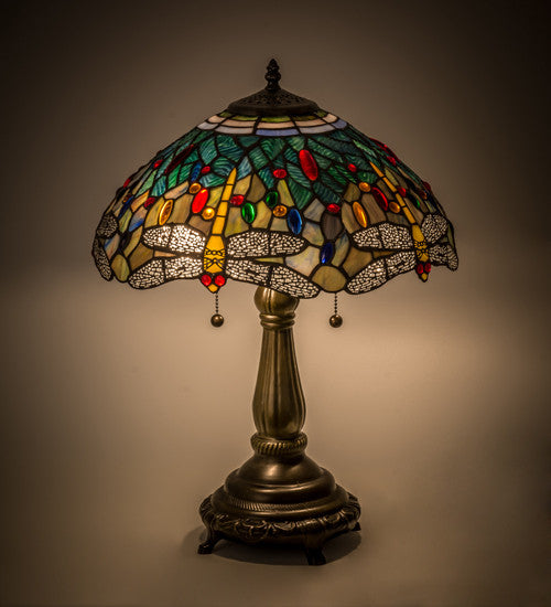The Stained Glass Lamps and Louis Comfort Tiffany
