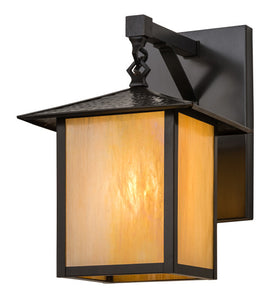"9""W Seneca Prime Outdoor Hanging Wall Sconce"