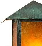 "9""W Seneca Prime Outdoor Wall Sconce"