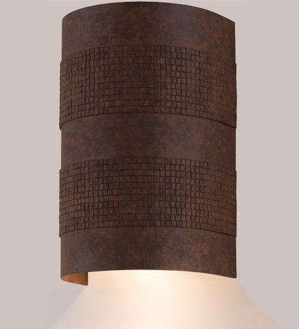 Aterra Rustic Lodge Wall Sconce
