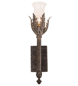 "7""W French Elegance Lodge Wall Sconce"