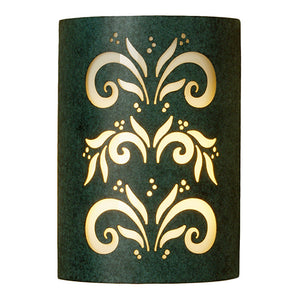 "8""W Florence Traditional Wall Sconce"