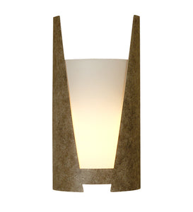 "8""W Pinnacle Contemporary Wall Sconce"