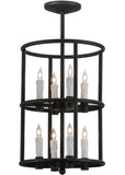 "16""W Cilindro Air Contemporary Ceiling Pendant"