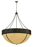 "48""W Talia Contemporary Inverted Pendant"