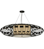 "55""W Margo Contemporary Ceiling Pendant 